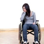 wheelchair-depression